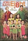 Jon and Kate Plus Ei8ht: Season 5 - Big Changes (DVD, 2010, 2-Disc Set)