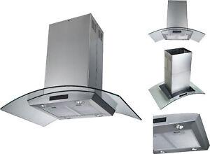 Euro-Design-30-Glass-Island-Rrange-Hood-Vent-900CFM