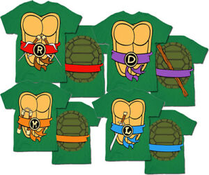 TMNT-Teenage-Mutant-Ninja-Turtles-Costume-T-Shirt-Tee
