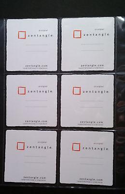 Zentangle™ Tiles will hold 120 tiles - 20 sheets