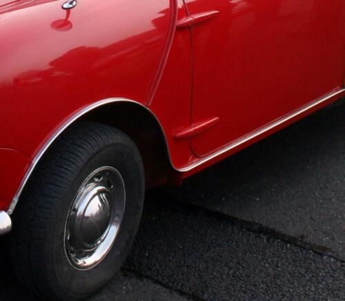 Austin Innocenti Rover Mini Radlaufchrome standart