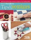 Tips & Techniques by Crafts Media (Paperback, 2012)