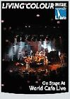 Living Colour - On Stage At World Cafe - Live (DVD, 2010)