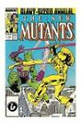 The New Mutants Annual #3 (1987, Marvel)