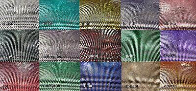 Strass Steine Glitzersteine selbstklebend, bis XXL Größe Farbauswahl