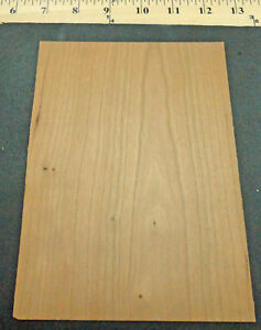 Cherry-wood-veneer-5-034-x-6-034-or-larger-on-wood-backer-1-25th-034-overall-thickness
