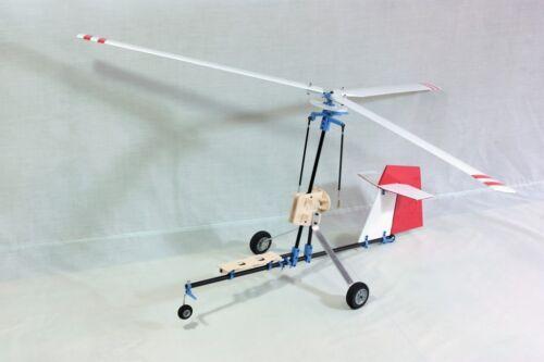 Beitu-10A RC Autogyro// Gyroplane// Helicopter// Airplane KIT model
