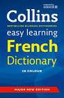 Easy Learning French Dictionary by Collins Dictionaries (Paperback, 2012)
