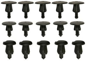 SUZUKI-Trim-Panel-bumper-Clips-8mmX5-6mmX5-10mmX5-15-PACK