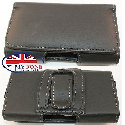 Leather Belt Pouch Case Cover For Samsung Galaxy S2 II i9100 S 2