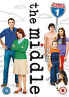 The Middle - Series 1 (DVD, 2011, 3-Disc Set)