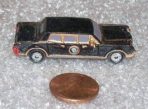 Micro Machines PRESIDENTIAL LIMO miniature NEW