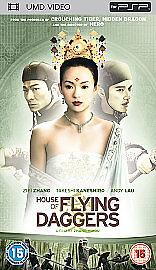 House Of Flying Daggers (UMD, 2005)D0321