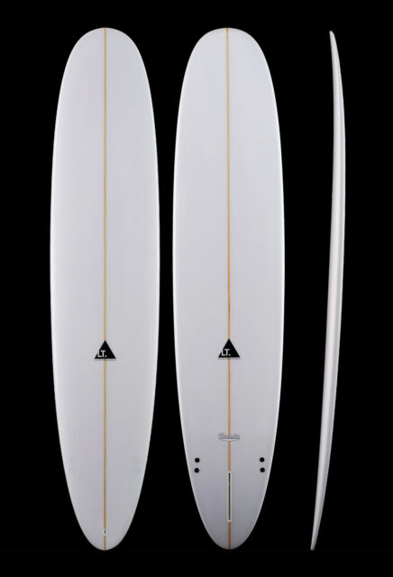 LT 9'1 Classic Longboard with Clear Gloss Finish - ex Perth Warehouse