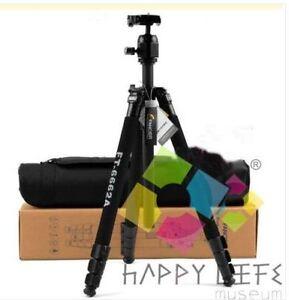 Pro-FANCIER-FT-6662A-Travel-Camera-Photo-Tripod-For-Nikon-Canon-Sony-etc