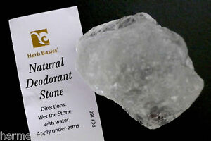 Deodorant Crystal Burn Alum Stone Natural Antiperspirant