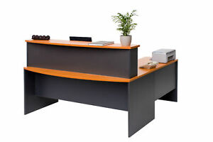 image is loading bow front reception counter office reception desk office bow front reception counter office reception desk