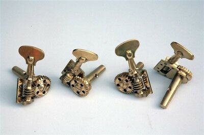 1/2&1/4 double bass machine head pegs,Germany style  #6447