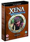 Xena - Warrior Princess - Series 4 - Complete (DVD, 2007, 6-Disc Set)
