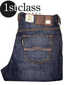 JOKER-Jeans-Freddy-2253-666-bleu-use-avec-pressfalten-vintage-pierre