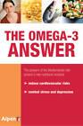 The Omega-3 Answer by M. de Longeril, P. Salen (Paperback, 2010)
