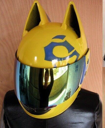 DuRaRaRa!! Celty Sturluson Helmet Cosplay prop