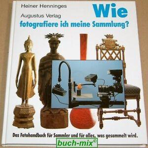 Wie-fotografiere-ich-meine-Sammlung-Buch-TOP-Zustand