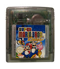 Super Mario Bros. Deluxe (Nintendo Game Boy Color, 1999) - European Version