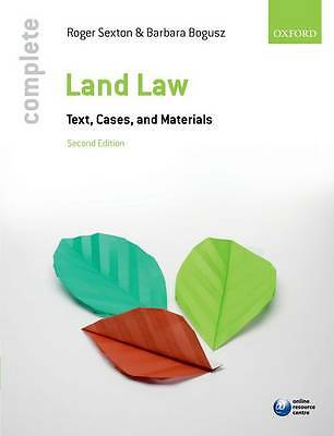 Land Law-ExLibrary