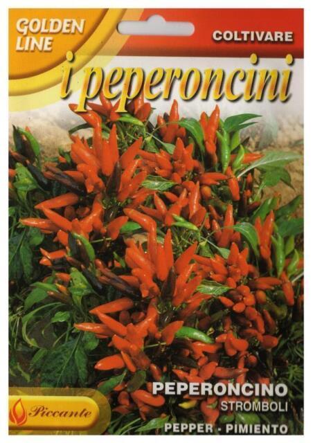 Semi/Seeds PEPERONCINO Stromboli