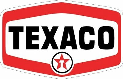 Vintage Texaco Gas Oil Gasoline Decal - The Best