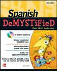 Spanish DeMYSTiFieD by Jenny Petrow (Mixed media product, 2011)