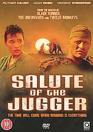 Salute Of The Jugger (DVD, 2007)