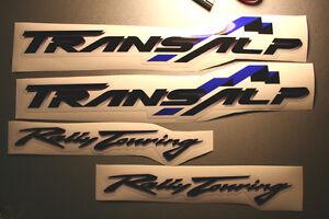 Details Zu Aufkleber Honda Transalp 20001 Aufkleberklebstoffestickersabziehbild