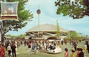 G E PAVILION 1964-1965 WORLD'S FAIR NEW YORK CITY, NY