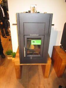 kachelofen heizeinsatz leda h 200w mit wassertechnik ebay. Black Bedroom Furniture Sets. Home Design Ideas