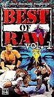 WWF - Best of Raw Vol. 1 (VHS, 1999)