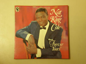 NAT-KING-COLE-Forever-Yours-6-LP-vinyl-record-album
