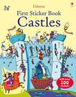 First Sticker Book: Castles by Sam Taplin (Paperback, 2011)