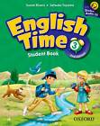 English Time: 3: Student Book and Audio CD by Oxford University Press (Mixed media product, 2011)