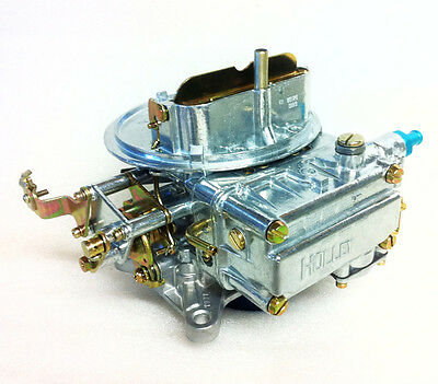 HOLLEY CARB 350 CFM M/C  POLISHED FINISH CARBY CARBURETTOR  HOT RUN TESTED