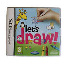 Let's Draw (Nintendo DS, 2010)