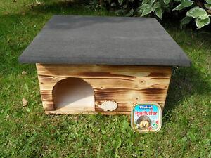 igelhaus igelh tte mit rattenklappe igel handarbeit inklusive futter. Black Bedroom Furniture Sets. Home Design Ideas