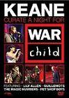 Keane Curate A Night For War Child (DVD, 2008)