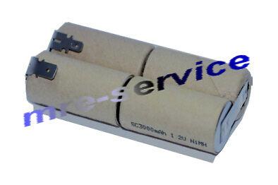 Akku passend für Gardena 4,8V Accu 4 accu4 Akkupack