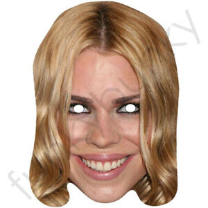 Billie-Piper-Celebrity-Card-Mask-All-Our-Masks-Are-Pre-Cut
