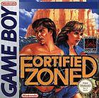 Fortified Zone (Nintendo Game Boy, 1991)