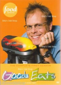 NEW-Good-Eats-Complete-First-Season-Alton-Brown-DVD-Set-Food-Network-TV-1-One