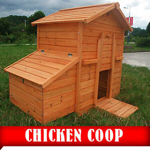 Pawhut-Deluxe-wood-Chicken-Coop-poultry-Hen-House-Rabbit-Hutch