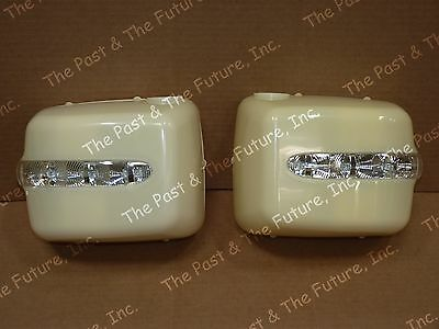 97 98 99 00 01 02 03 04 05 Mercedes Benz G Class W463 Door Mirror Cover LED PT